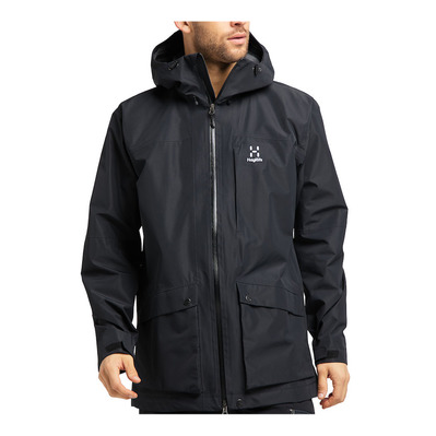 HAGLOFS - Rubus GTX Jacket Men Homme True Black