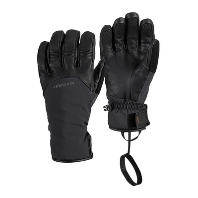 MAMMUT - STONEY - Guantes black