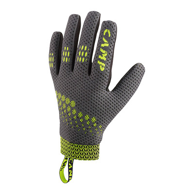 CAMP - K AIR - Gants gris/vert