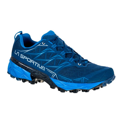 LA SPORTIVA - AKYRA - Chaussures trail Homme opal/neptune