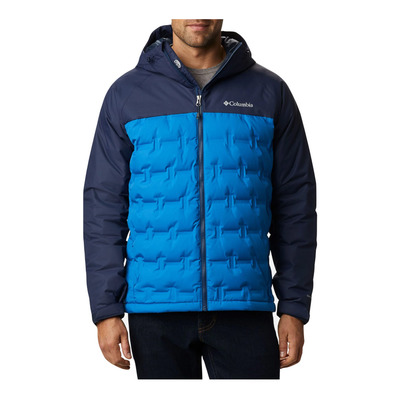 COLUMBIA - GRAND TREK - Doudoune Homme bright indigo