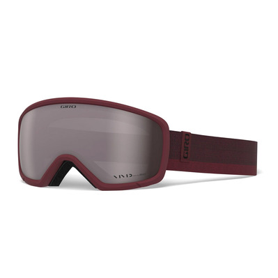 GIRO - RINGO - Masque ski ox red loop/vivid onyx