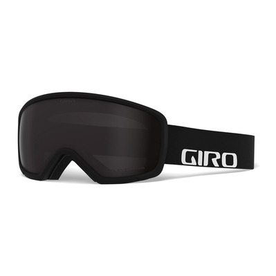 GIRO - RINGO - Masque ski black wordmark/vivid smoke
