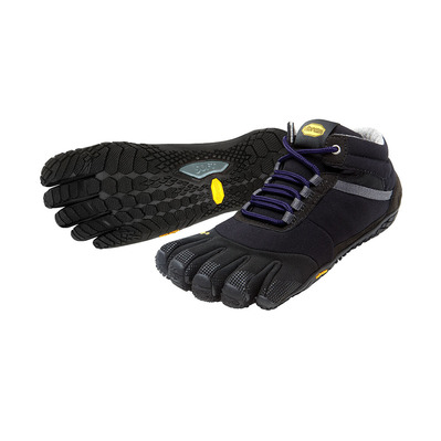 FIVEFINGERS - Five Fingers TREK ASCENT INSULATED - Wanderschuhe - Frauen - black/purple