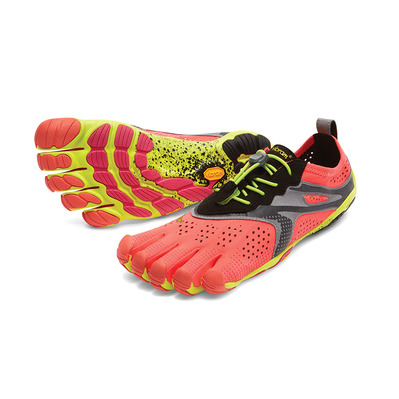 FIVEFINGERS - Five Fingers V-RUN - Laufschuhe - Frauen - fiery coral