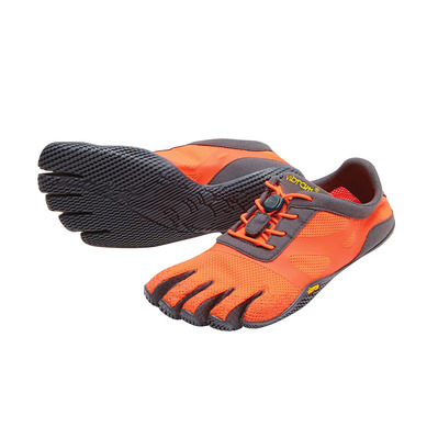 FIVEFINGERS - Five Fingers KSO EVO - Trainingsschuhe - Frauen - fire coral/grey