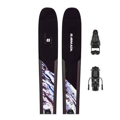 ARMADA - TRACER 108 + N SHIFT MNC 13 - Pack skis freerando + Fixations Homme