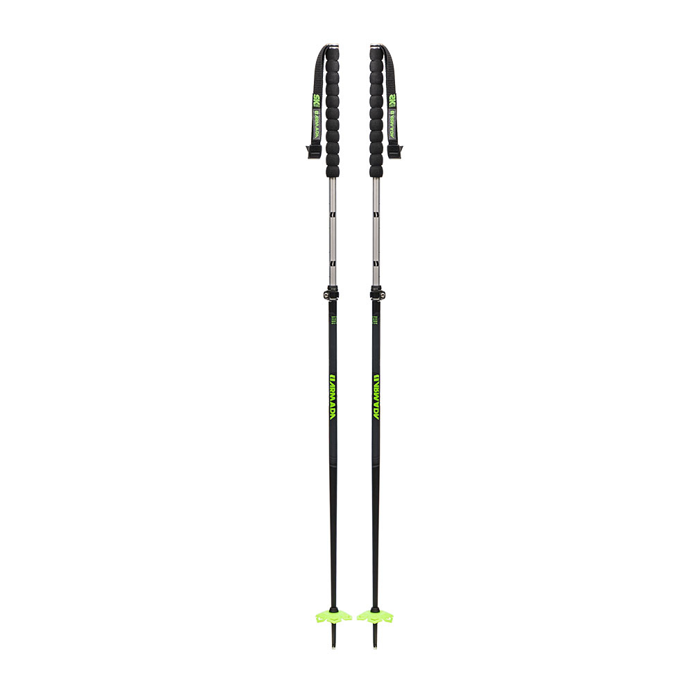 ARMADA - Armada AK ADJUSTABLE - Bâtons ski black