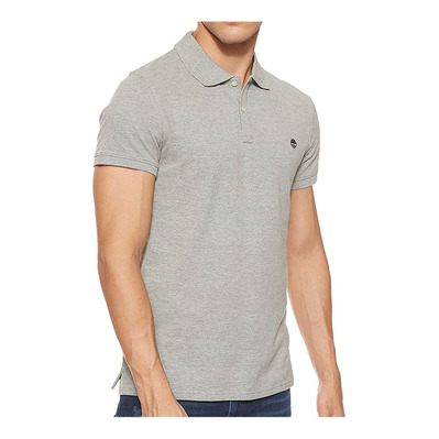 TIMBERLAND - M-R SLIM - Polo - Men's - grey heather