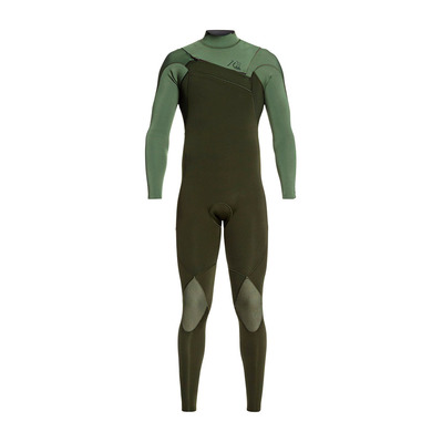 QUIKSILVER - HIGHLINE LIMITED - Wetsuit - 3/2mm Men's - dark ivy/shade olive