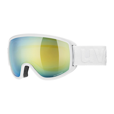 UVEX - TOPIC FM SPHERE - Masque ski white