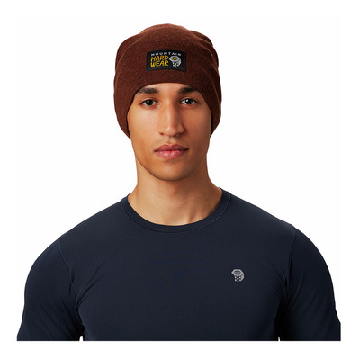 MOUNTAIN HARDWEAR - MHW LOGO - Bonnet rusted