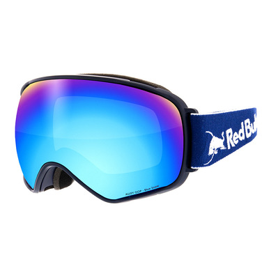 RED BULL - ALLEY OOP 015 - Gafas de esquí dark blue/blue snow