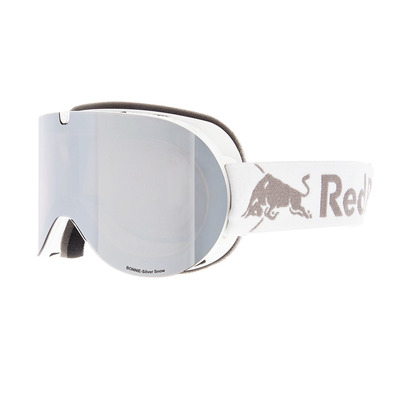 RED BULL - BONNIE 009 - Gafas de esquí white/silver snow