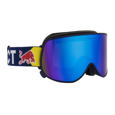 RED BULL SPECT - RED BUL SPECT GOGGLE Unisexe dark blue