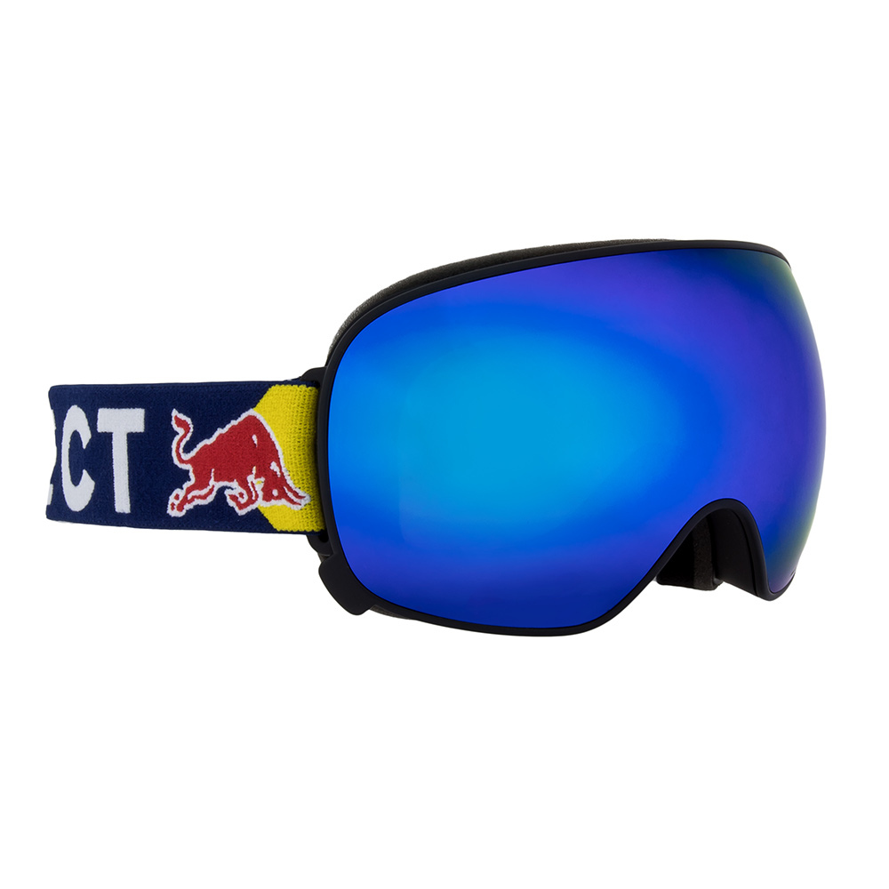 RED BULL SPECT - Red Bull Spect MAGNETRON 011 - Masque ski black/blue snow