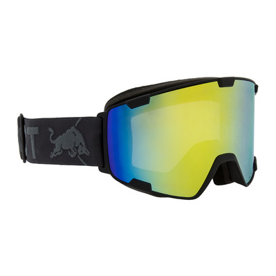 RED BULL - PARK 001 - Gafas de esquí black/yellow snow