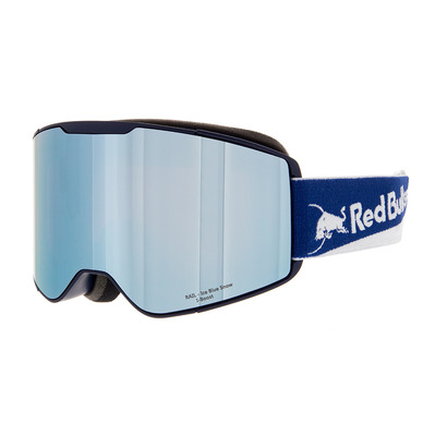 RED BULL - RAIL 006 - Gafas de esquí blue/ice blue snow