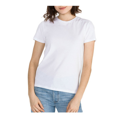 LEVIS - THE PERFECT - Camiseta mujer customization tee white
