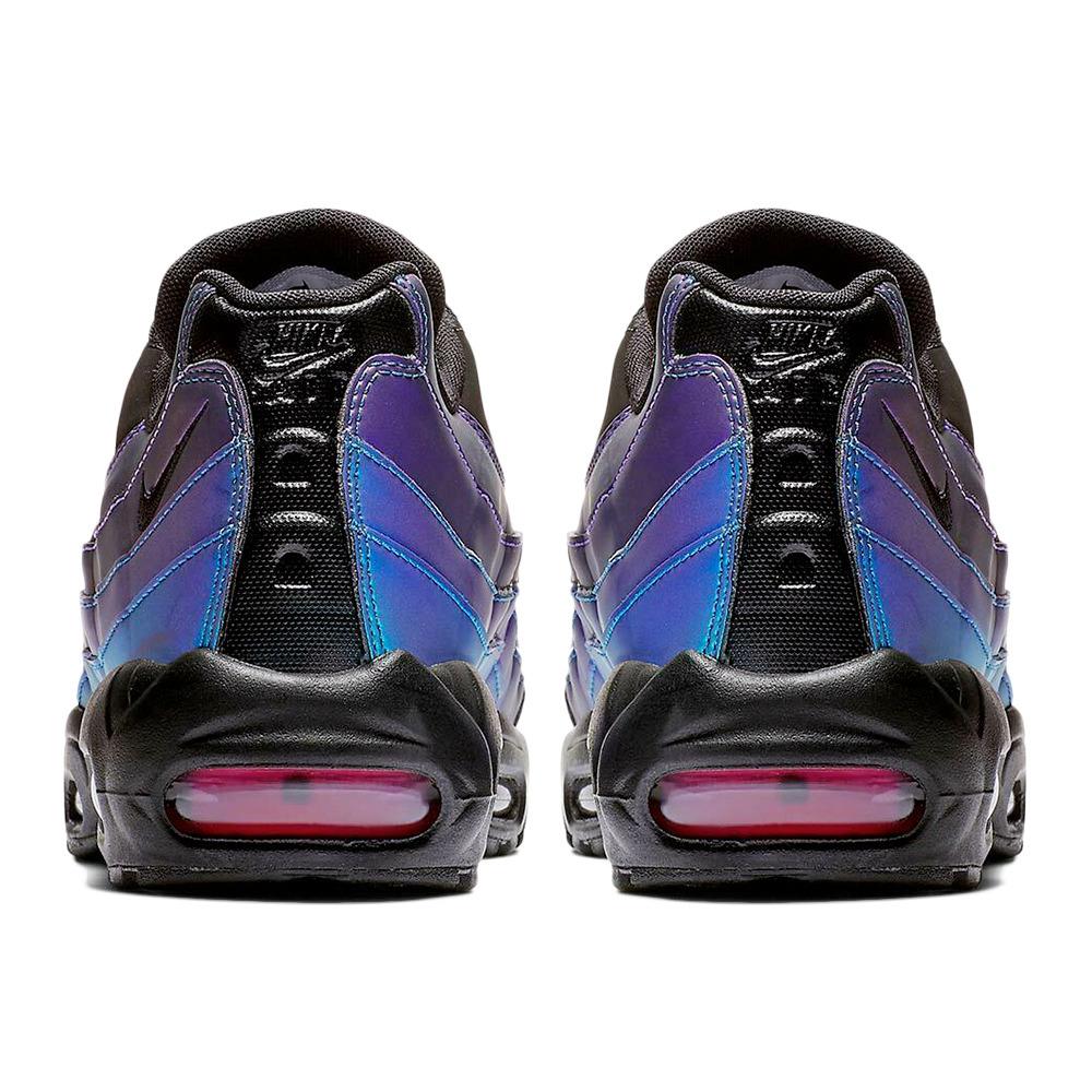air max 95 nero viola