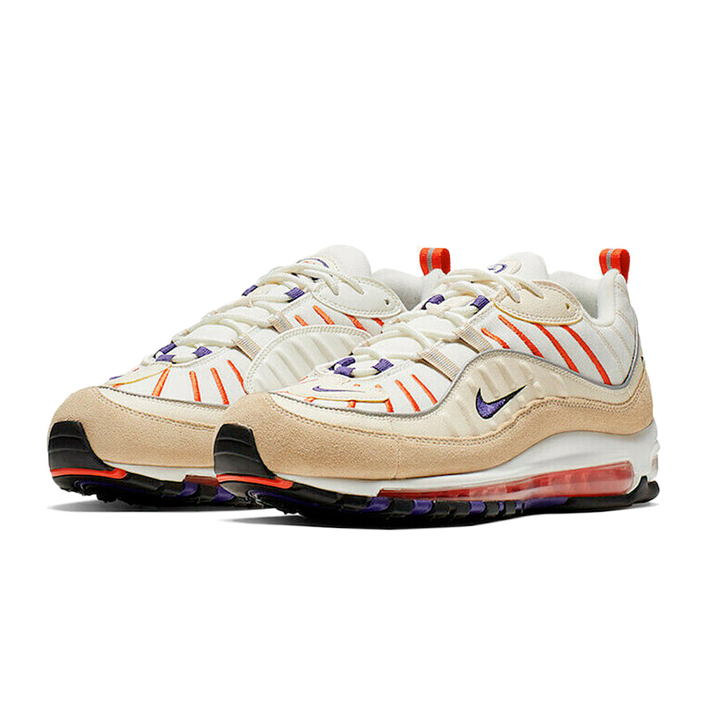 NIKE SHOES Nike AIR MAX 98 - Shoes - Men's - beige - Private Sport ...