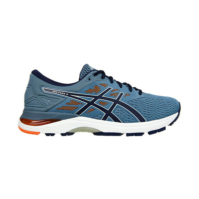 ASICS - GEL-FLUX 5 - Running Shoes - Men's - steel blue/peacoat