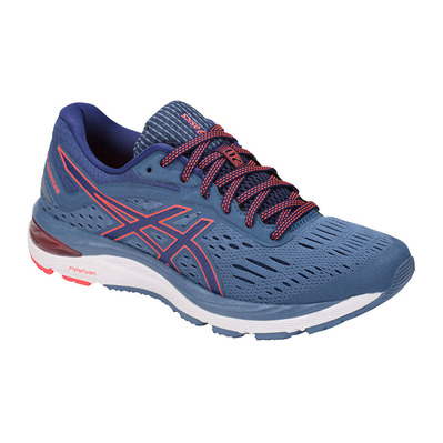 ASICS - GEL-CUMULUS 20 - Running Shoes - Women's - azure/blue print