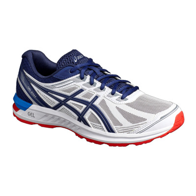ASICS - GEL-SILEO - Running Shoes - Men's - real white/deep ocean