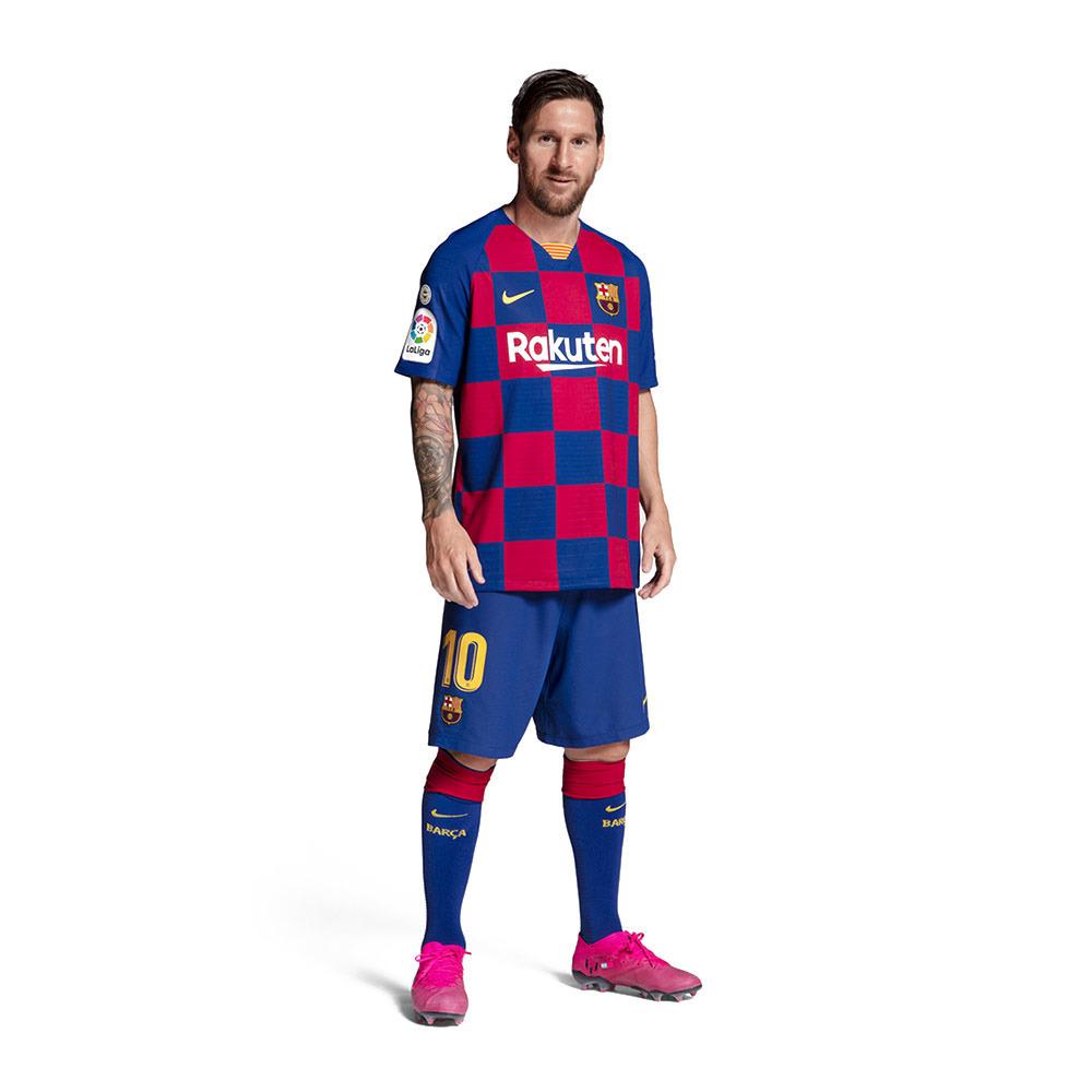FC BARCELONE Nike FC Barcelona HOME 19/20 MESSI - Maglia ufficiale ...
