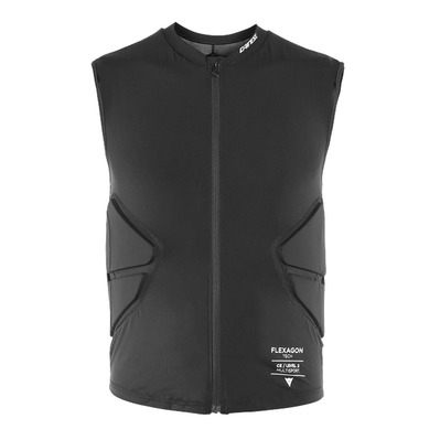 DAINESE - FLEXAGON WAISTCOAT - Protection dorsale Homme stretch-limo/stretch-limo