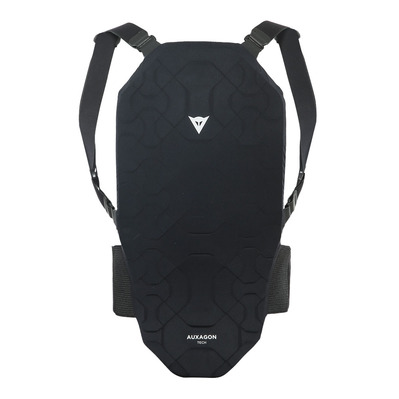 DAINESE - AUXAGON BP 1 - Protección dorsal stretch-limo/black