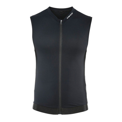 DAINESE - AUXAGON WAISTCOAT - Gilet protection dorsale Femme stretch-limo/stretch-limo