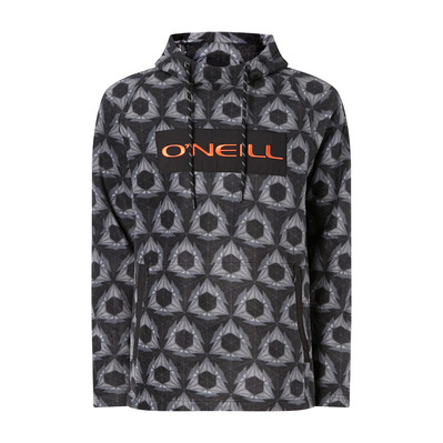 O'NEILL - PM O'RIGINALS HOODED FLEECE Homme BLACK AOP