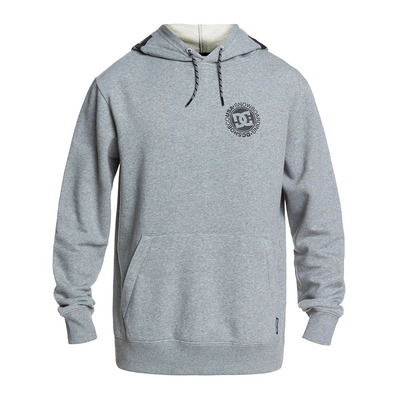 DC SHOES - SNOWSTAR FLEECE - Felpa Uomo highrise