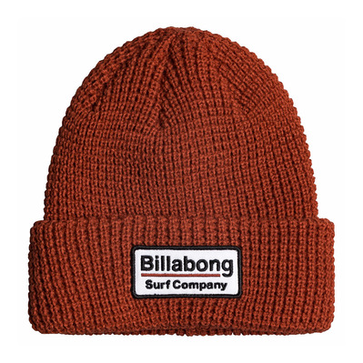 BILLABONG - WALLED - Bonnet deep red