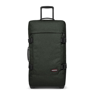 EASTPAK - TRANVERZ M 78L - Valise crafty moss