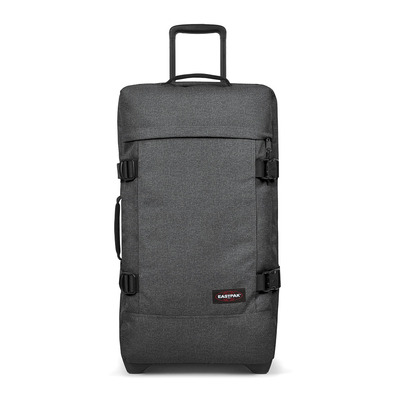 EASTPAK - TRANVERZ M 78L - Koffer - black denim