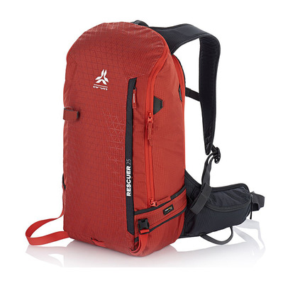 ARVA - RESCUER V1 25L - Sac à dos red clay