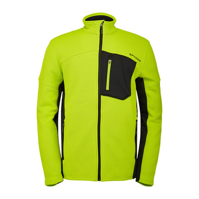 SPYDER - BANDIT - Polaire Homme bright green