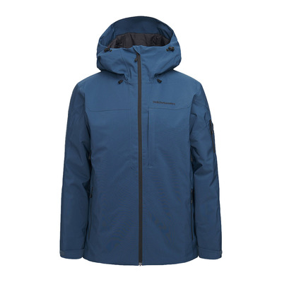 PEAK PERFORMANCE - MAROON - Veste ski Homme blue steel