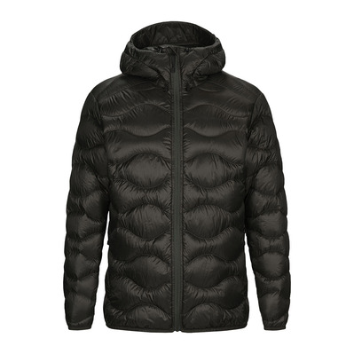 PEAK PERFORMANCE - M Helium Hood Jacket Coniferous Green Homme Coniferous Green