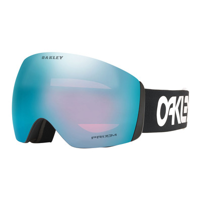 OAKLEY - FLIGHT DECK XL - Masque ski factory pilot black/prizm snow sapphire