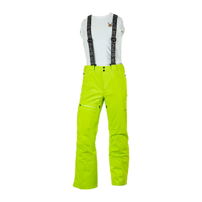 SPYDER - DARE GTX - Pantalon ski Homme bright green