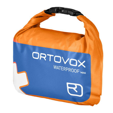 ORTOVOX - FIRST AID WATERPROOF MINI Unisexe shocking orange