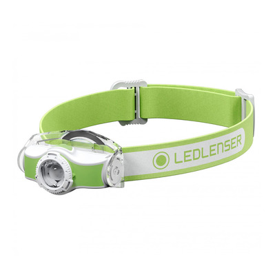 LEDLENSER - MH5 - Headlamp - green