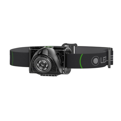 LEDLENSER - MH6 - Headlamp - black