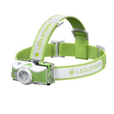 LEDLENSER - MH7 - Headlamp - green