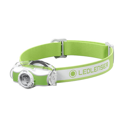 LEDLENSER - MH3 - Headlamp - green