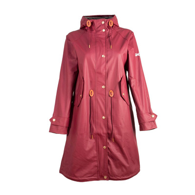 JACSON - PIPPI - Jacket - Women's - burgundy