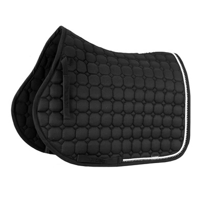 JACSON - CRYSTAL - GP Saddle Pad - black